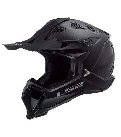 ΚΡΑΝΟΣ ENDURO LS2 SUBVERTER MX470 MATT BLACK