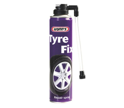 Tyre fix repair spray WYNNS