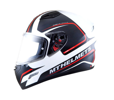 MT Mugello Jerome White/Anthracite/Red
