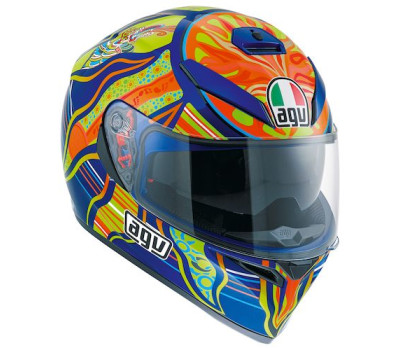 AGV K3 SV  Five 5 Continents