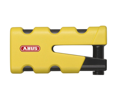 Abus Disc Lock Granit Sledg 77 Grip Yellow