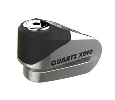 Oxford Quartz XD10 LK68 Brushed Stainless
