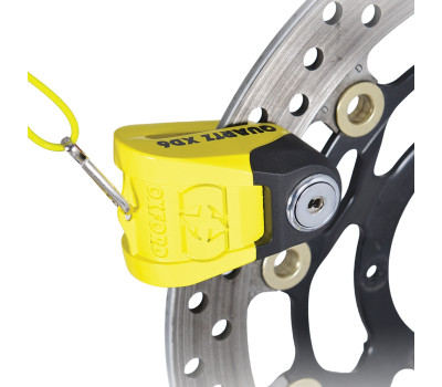 Oxford Quartz XD6 Disc Lock 6mm