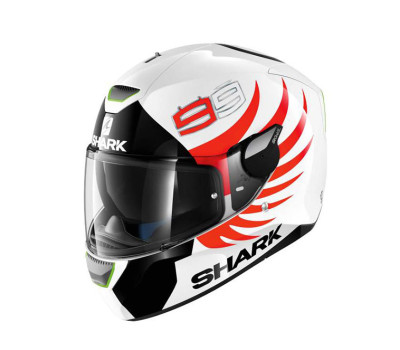 Shark Skwal Lorenzo White Red/WKR