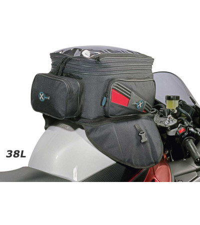 Tank Bag OXFORD First Time μαγνητικό 38Lt