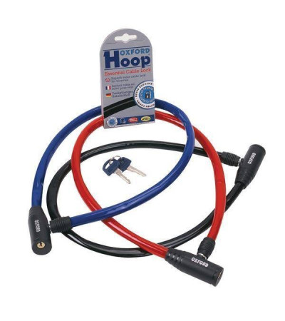 Oxford OF225 Hoop Cable Lock