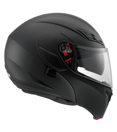 AGV Compact SOLID MATT BLACK