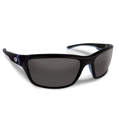 Flying Fisherman COVE Matte Crystal Navy Smoke Polarized