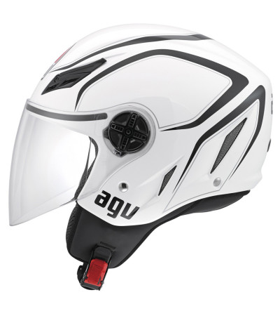 AGV Blade Multi Tab white/black