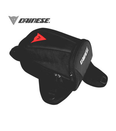 Dainese D-Tanker Motorcycle Mini Bag Stealth/Black