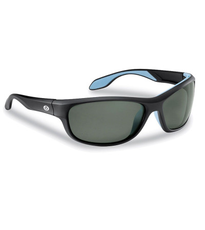 Flying Fisherman CAYO Matte Black Polarized