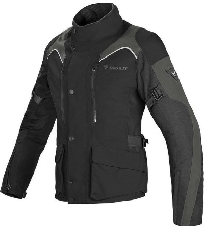 DAINESE Tempest Lady D-Dry Black/Dark Gull Gray