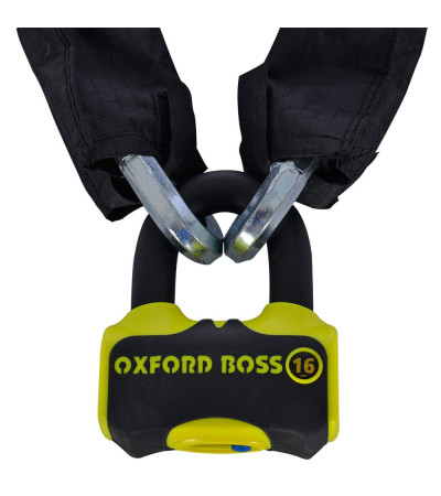 Oxford Boss 16 Disc Lock - LK316