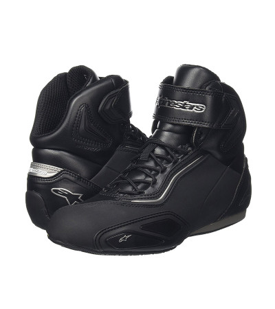 Alpinestars Faster 2 Waterproof Black/Gunmetal