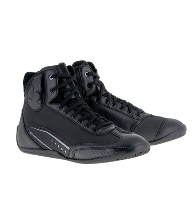 Alpinestars AST-1 Drystar Shoes Black Gray