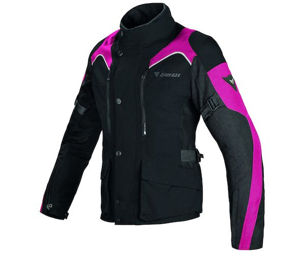 DAINESE TEMPEST LADY D-DRY BLACK/FUCHSIA