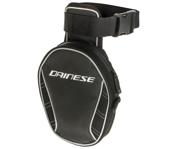 DAINESE LEG BAG STEALTH BLACK