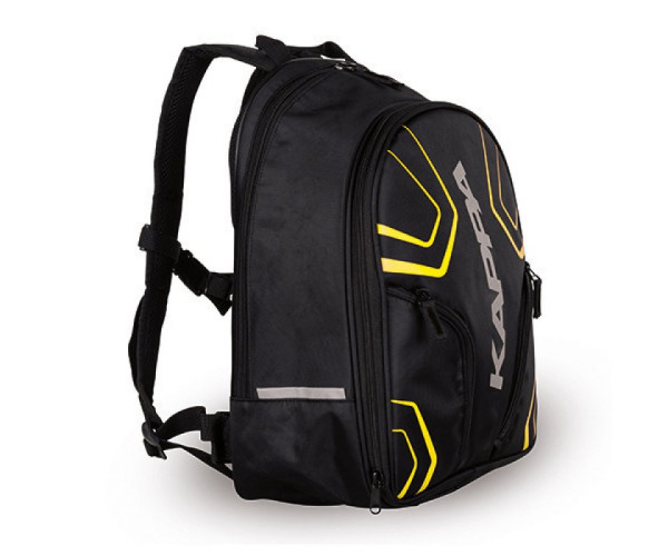 KAPPA LH210OR BACKPACK YELLOW 16-20L