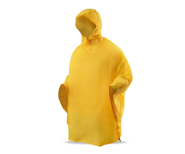 TRIMM RAINCOAT PONCHO YELLOW
