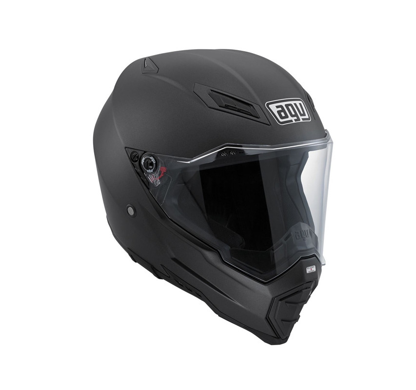 AGV AX-8 NAKED FURY CARBON MATTE - CIT Motorcycle Accessories